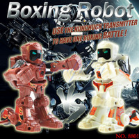 Wholesale cp8801 rc battle robot amp players PK Mode Remote Control RC VS Fighting Robot Battle Robot