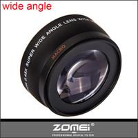 Wholesale 58MM DSLR camera lens X Super Wide Angle Macro Lens for Canon EOS D D D D D D D D D D1100D