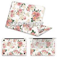 Wholesale Unique Colorful design for macbook air skin stickers inch vinyl PVC skins for Apple laptop protector skins for Macbook pro