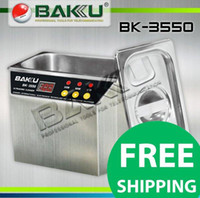 Wholesale Fast Shipping Stainless Steel Ultrasonic Cleaner brand BAKU BK For Communications Equipment