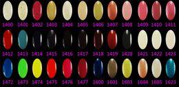 Wholesale Most popular Gelish Nail Polish Soak Off Nail Gel For Salon UV Gel Colors ml supply by rafi