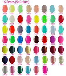 Wholesale Hot item Gelish Nail Polish Soak Off Nail Gel For Salon UV Gel Colors ml supply by rafi
