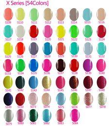 Wholesale Hot item Gelish Nail Polish Soak Off Nail Gel For Salon UV Gel Colors ml supply by rafi