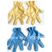 Wholesale Newest design styles patented product multipurpose microfibre wash mitts multipurpose handschuhe gloves