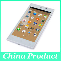JIAKE dual sim phone smart phone - Jiake JK Inch Android G MTK6572 Dual Core Dual Sim Smart Phone M RAM GB Wifi GPS FM Quad Band JK13 Unlocked China Brand
