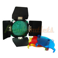 Wholesale Barn door honeycomb and color filter set