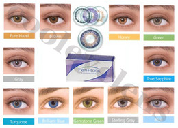 Wholesale best quality best price pairs Freshlook Contact lenses lens Color Contact Tones colors EYE