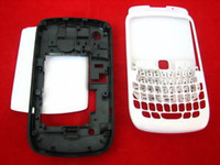 Wholesale Details about Cover Housing for blackberry White