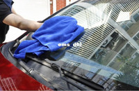 Wholesale Min Order mixed order Car wash towel cleaning towel ultrafine fiber nano cleaning towels x70cm DM