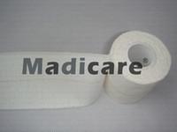 Unisex elastic bandage - EAB Elastoplast Elastic adhesive bandage cmx4 m