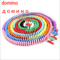 Wholesale DHL pack colored dominoes Kids toys Educational toys Authentic Standard Wooden Toy