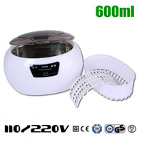 Wholesale 600ml High Power Capacity Ultrasonic Cleaner Hz FAST SHIPPING Brand SKYMEN JP
