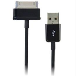 1M 3FT USB Data Cable Chargeur de synchronisation Ligne de charge pour Samsung Galaxy Tab 2 P3100 P5100 P1000 N8000 Tab 3 P3200 Tablet PC