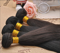 Wholesale 15 OFF TOP quality Trade AAAAA brazilian Virgin Remy hair weave silky straight mix length oz pc factory outlet price