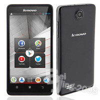 Original Lenovo A766 MTK6589m Quad Core 1. 2Ghz Android 4. 2 W...