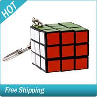 Wholesale Mini IQ Cube Keychain