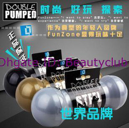 Wholesale Anal and Vaginal Double Pumped Masturbation Cup For Men Male Masturbation Sex Toys