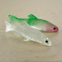 Wholesale mm Super Lively Vivid Soft Lure Bait crusion carp Lures fishing artificial worm baits