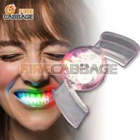 2-4 Years Multicolor Metal Free shipping - Light dental paste popular in Japan with a smile lit the room dance supplies Halloween supplies flash braces