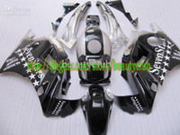 Comression Mold For Honda CBR600 F2 Wholesale - high quality silver black body for HONDA CBR600 91 92 93 94 CBR600F2 91-94 CBR 600 F2 1991-1994 1991 1994 fairing kit Y900003