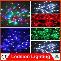 christmas lights and decorations - Retail amp LED String Light M V Decoration Light for Christmas Party Wedding Mini and artistic appearance Fedex Free Ship