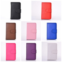 Wholesale Hot seller PU Leather Flip Cover Case Wallet Style with Credit Card Slots Holder for Samsung Galaxy S5 Note Portable Case churchill