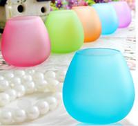 ceramic flower vase - Elegant Colors Misty Glass Vase Flower Vase Home Decoration DEC1401