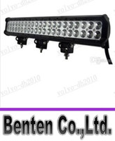 used trucks - LLFA4493 car LED light bar W stainless steel bar used ATVs SUV truck Fork lift trains boat bus and tank