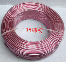 1mm 1.5mm 2mm Aluminum wire Aluminum jewelry wire Aluminum craft wire wholesale 500g lot free shipping(MS1151-13)