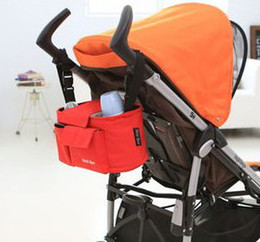 Wholesale Stroller Hanging Bottle Bag Feeding Insulation Bags Mummy Bag