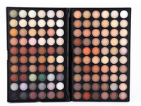 Wholesale 120 color eye shadow Makeup Palette pearly matte eyeshadow