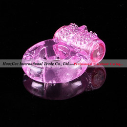 Wholesale vibrating penis ring butterfly sex cockrings vibrator cock ring sex products adult toys XQ