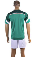 Wholesale Cheap World Cup Jerseys Mexico Green Home Wears Soccer Sets Football All Players Jersey