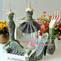 Cheap Mannequin Mannequin Best Earring Polyresin doll jewelry Rack