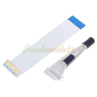 For Wii   5pcs lot Repair Part Replacement Optical Disc Drive Cable for Wii-sku#2200436