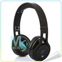 Wholesale 2013 NEW SMS Audio cent headphones SL350 STREET On Ear Wireless Black White Headsets fast ship via DHL