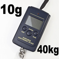 Digital scale 40kg  free shipping 10g x 40Kg Digital Hanging Kitchen Srping Lage Fishing Weight Pocket Scale