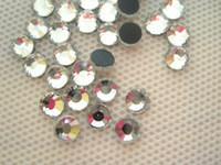Wholesale 10SS MM DMC Crystal HotFix Rhinestone Iron On Hot Fix Stones SS10