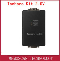 al por mayor kit de herramienta de corrección de kilometraje-1 PCS Tachpro Kit OBD2 Tachpro Kit 2.0V herramienta de kilometraje de corrección kilometraje con coste de envío gratuito