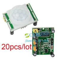 Wholesale holiday sale Pyroelectric Infrared PIR Motion Sensor Detector Module HC SR501 hot selling TK0523