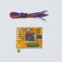 Wholesale X360run yellow board chip with MHz Oscillator Crystal RGH