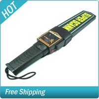 Wholesale Hand Held Metal Detector Super Scanner MD B1