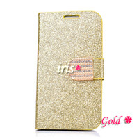 For Samsung Leather Yes For Samsung Galaxy S3 S4 Note 3 case Bling Crystal Diamond Credit card slots With stand Leather Mobile phone Bag case
