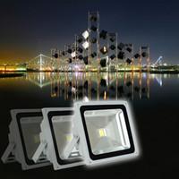 30W 100w led - x2 discount W W W W w high power LED flood light spot light projection lamp Advertisement Signs lamp Waterproof W floodlight