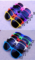 Cheap Glasses fashion sunglasses retro sunglasses wholesale glasses colored glasses frame color 360pcs