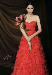 Wholesale WM In Stock Beauty Girl Fairy Special Occasion Dresses Sweetheart Mature Temptation Open Back Sleeveless Quinceanera Dresses Super Good
