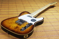 Wholesale Best Price HOT New Style American Standard Sunburst Special TopTelecaster String Electric Guitar