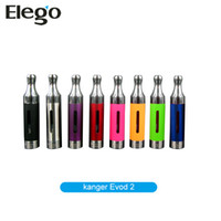 Cheap Electronic Cigarette kanger evod 2 clearomizer Best Atomizer  kanger evod 2