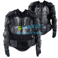 Wholesale Super Quality Motorcycle Full Body Armor Jacket Spine Chest Protection Gear Size XXXL TK0498