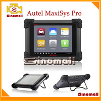 Wholesale New Original Autel MaxiSys Pro MS908P MS P Auto Diagnostic tool Android update of MaxiDas DS708 DS for over US Asian European cars